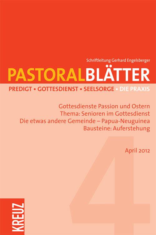 Pastoralblätter 4/2012