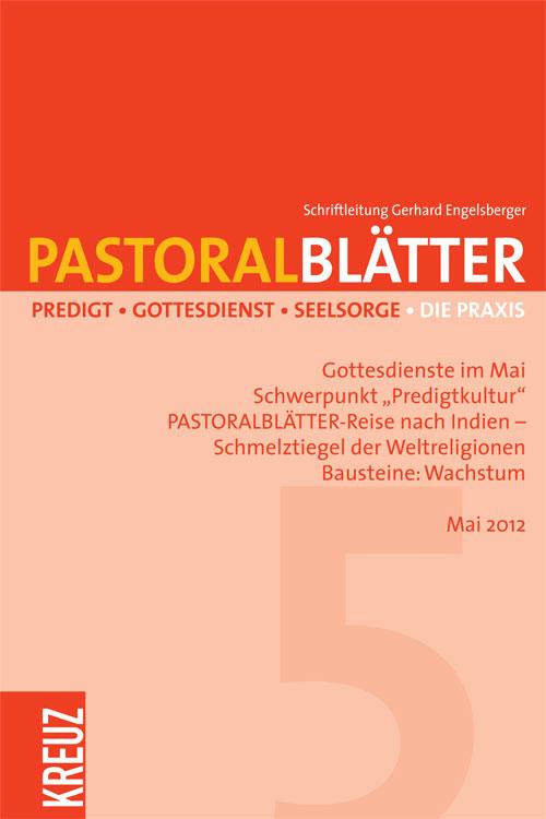 Pastoralblätter 5/2012