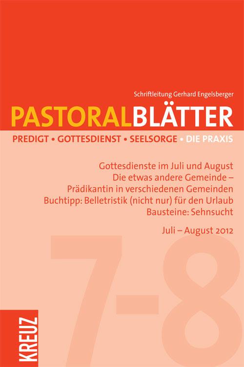 Pastoralblätter 7-8/2012