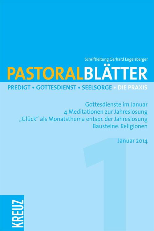 Pastoralblätter 1/2014