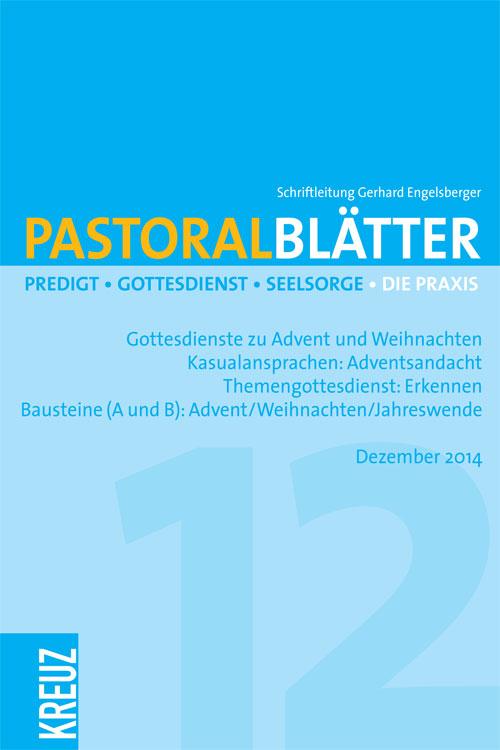 Pastoralblätter 12/2014