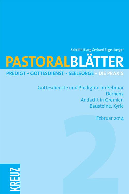 Pastoralblätter 2/2014