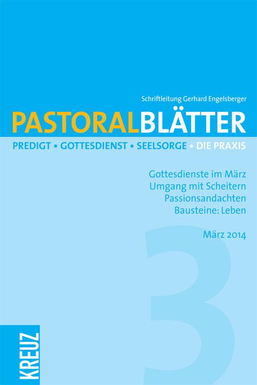 Pastoralblätter 3/2014