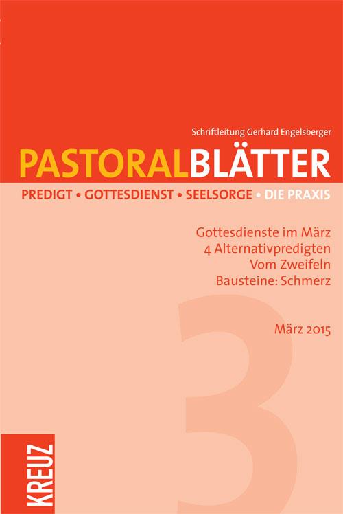 Pastoralblätter 3/2015