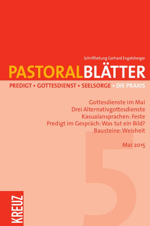 Pastoralblätter 5/2015