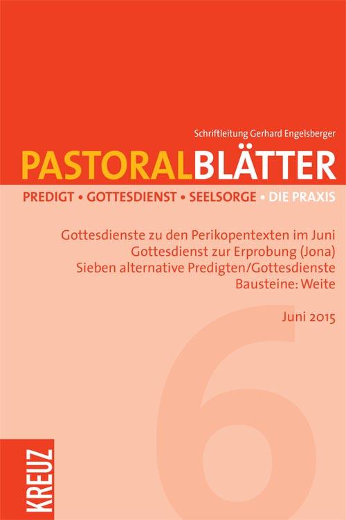 Pastoralblätter 6/2015