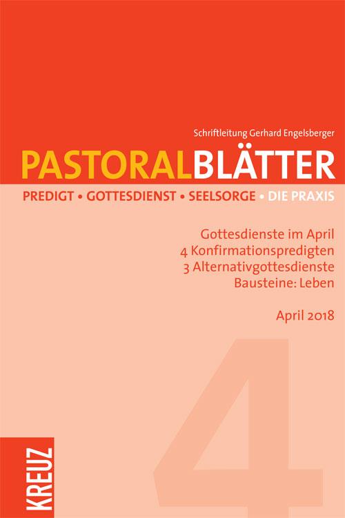 Pastoralblätter 4/2018