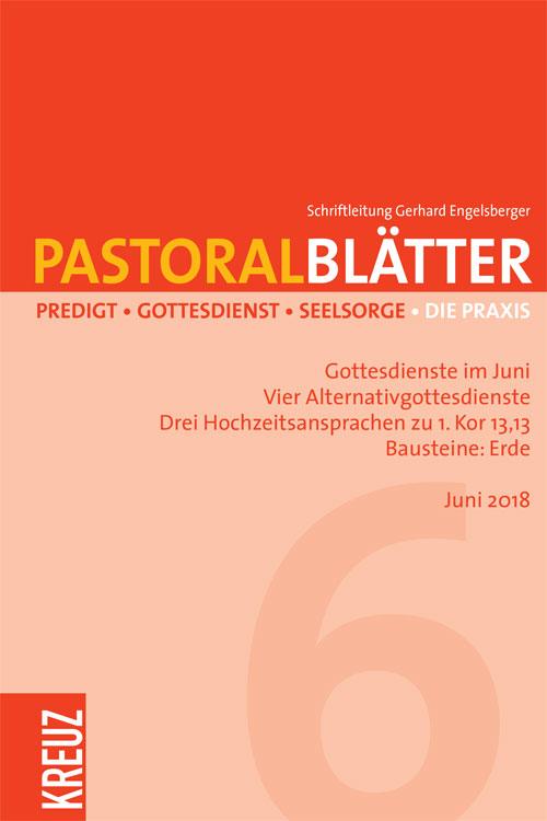Pastoralblätter 6/2018