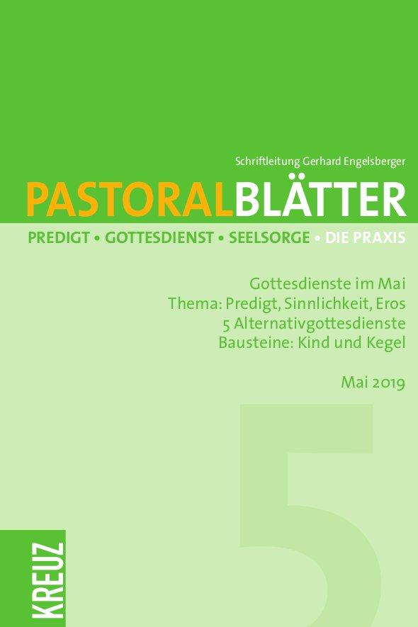 Pastoralblätter 05/2019
