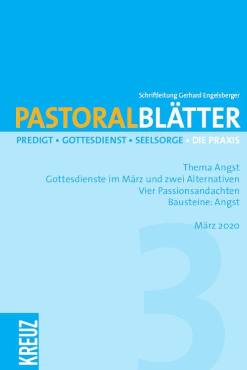 Pastoralblätter 3/2020