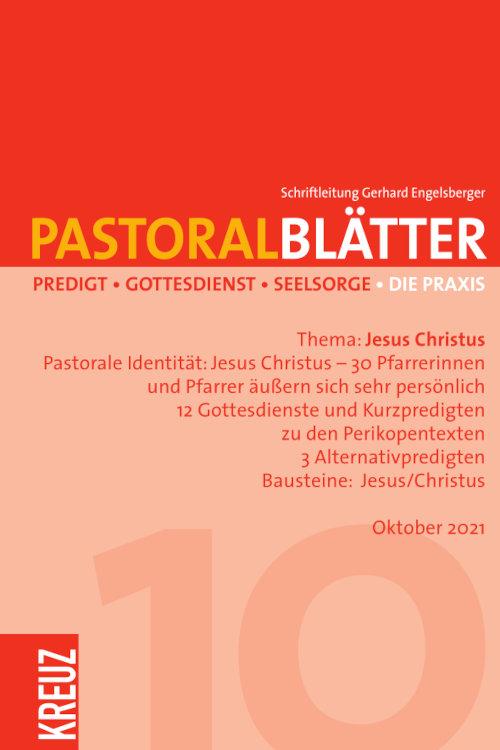 Pastoralblätter 10/2021