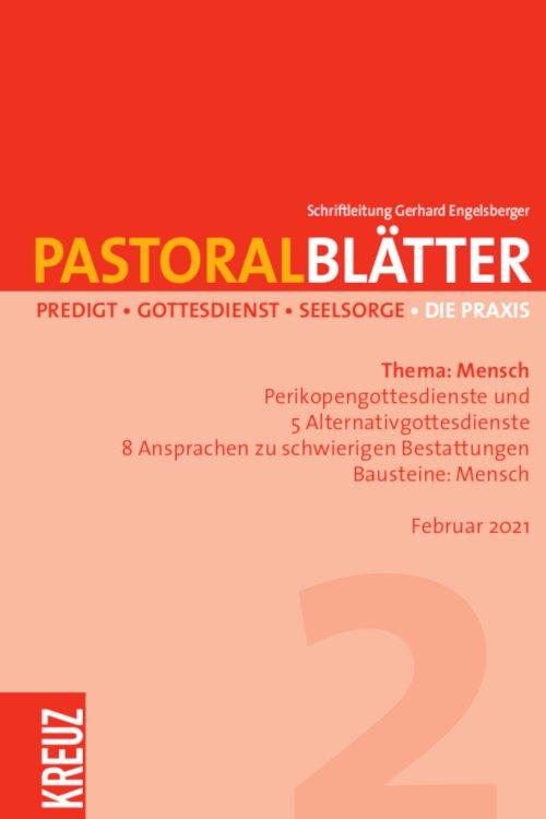 Pastoralblätter 2/2021