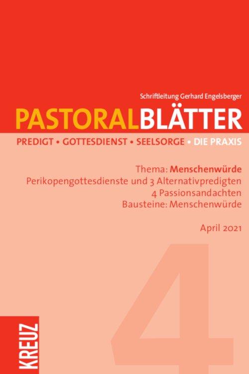 Pastoralblätter 4/2021