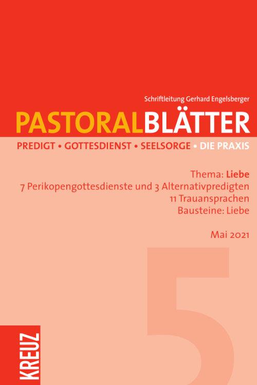 Pastoralblätter 5/2021