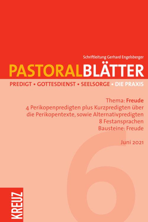Pastoralblätter 6/2021
