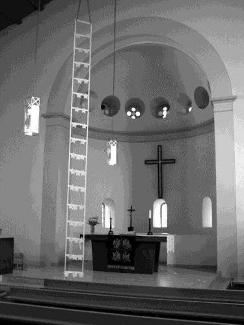 Zwischen Himmel und Erde - (Bild-)Predigt zur Konfirmation