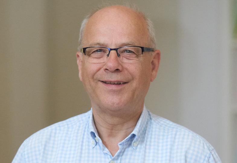Klaus Mertes SJ, Redakteur der Stimmen der Zeit