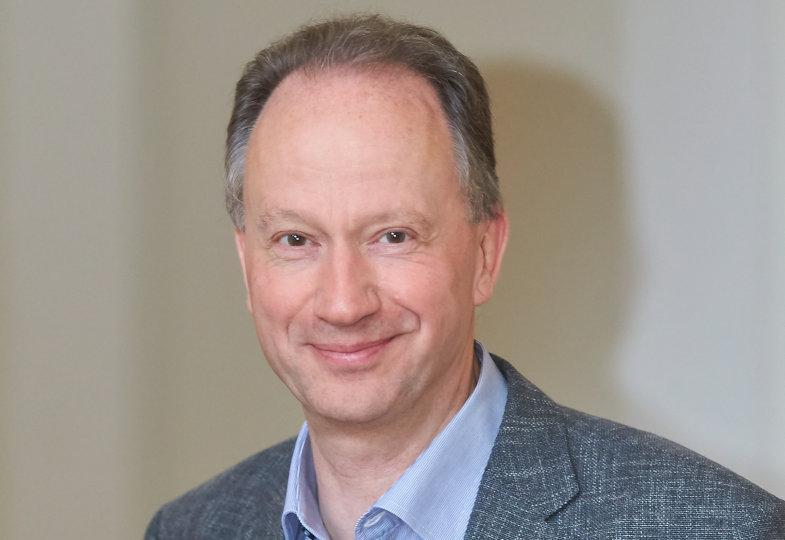 Stefan Kiechle SJ, Chefredakteur der Stimmen der Zeit